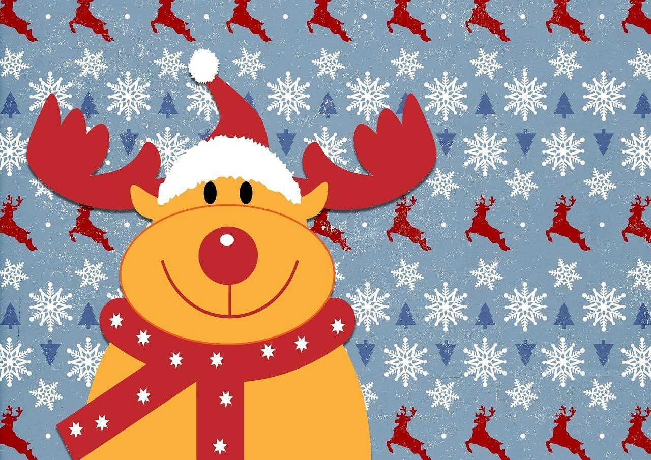 歌詞 トナカイ 赤鼻 の クリスマスソング 赤鼻のトナカイ